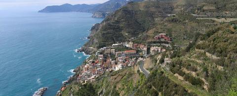 Foto Cinque Terre - Hotel Sirio 3 stelle a Lido di Camaiore in Versilia, Toscana