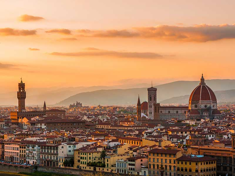 Foto Firenze - Hotel Sirio 3 stelle a Lido di Camaiore in Versilia, Toscana