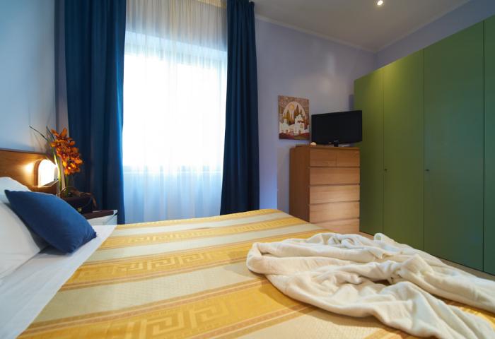 Foto camera appartamento bilocale residence comfort - Hotel Sirio a Lido di Camaiore in Versilia, Toscana
