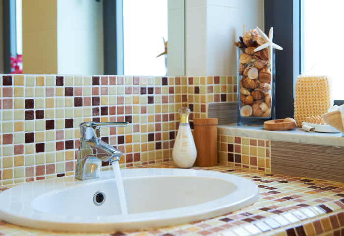 Foto bagno appartamento residence bilocale - Hotel Sirio a Lido di Camaiore in Versilia, Toscana