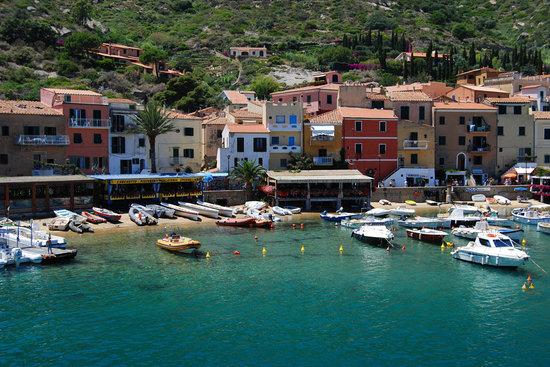 Foto Isola del Giglio - Hotel Sirio 3 stelle a Lido di Camaiore in Versilia, Toscana