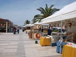 Foto mercatino dell'artigianato a Lido di Camaiore - Hotel Sirio 3 stelle a Lido di Camaiore in Versilia, Toscana