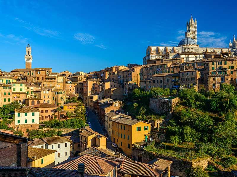 Foto Siena - Hotel Sirio 3 stelle a Lido di Camaiore in Versilia, Toscana